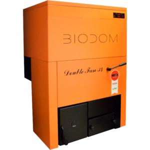 Пелетен котел Biodom 27 C5