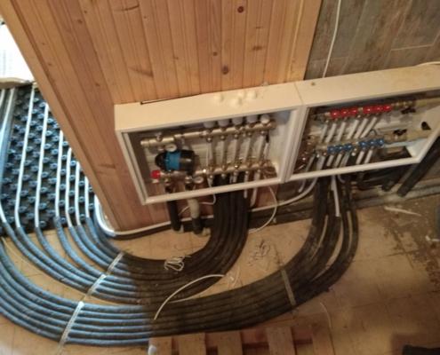 Колекторни кутии за подово и радиатори